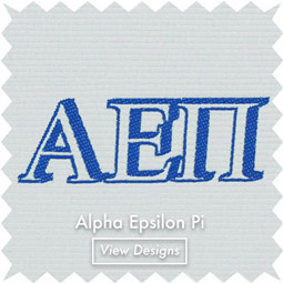 Alpha Epsilon Pi Neckties Bow Ties