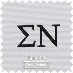 Sigma Nu Bow Ties neckties