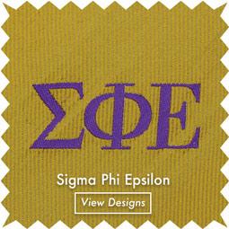 Sigma Phi Epsilon mens ties