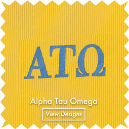 Alpha Tau Omega Neckties bow ties