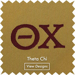 theta chi mens bow ties