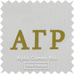Alpha Gamma Rho Fraternity Neckties bow ties
