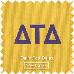 ties neckties delta tau delta