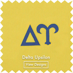 mens ties delta upsilon