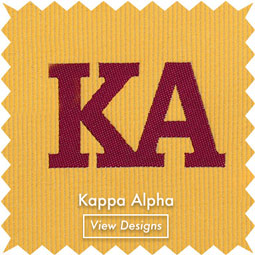 mens neck ties kappa alpha order