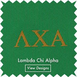 fraternity ties lambda Chi Alpha