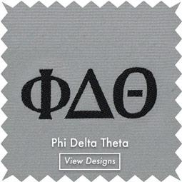 bow ties phi delta theta