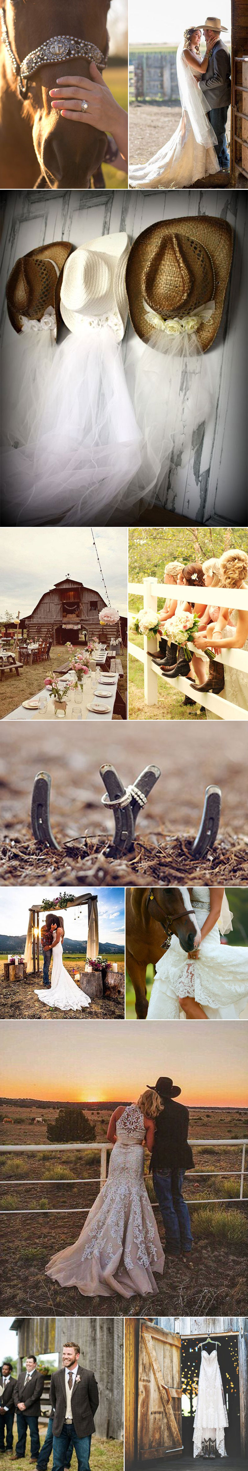Rodeo Weddings | Cowboy Grooms