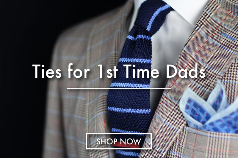 neckties for 1st time fathers day