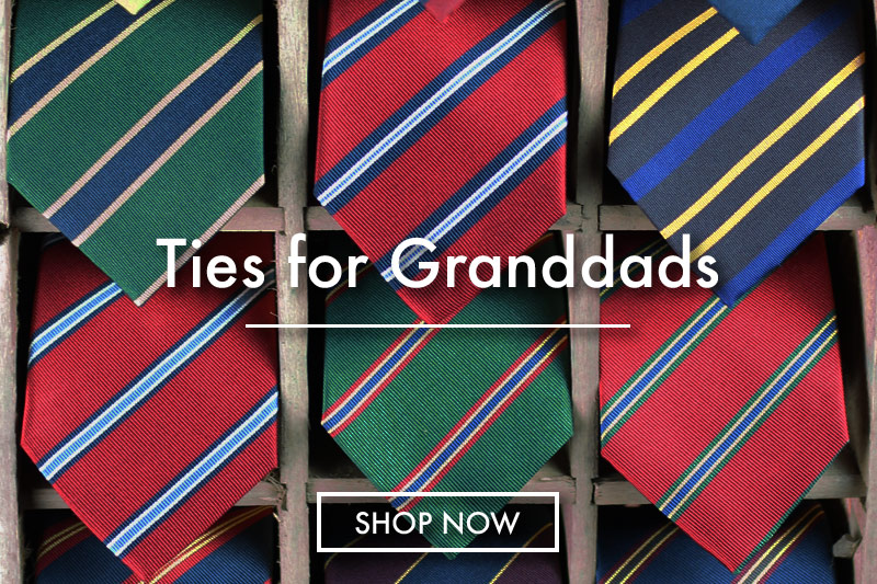 fathers day granddad ties