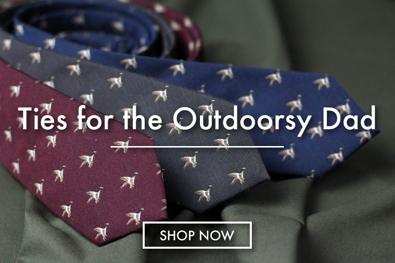 outdoorsmen neckties