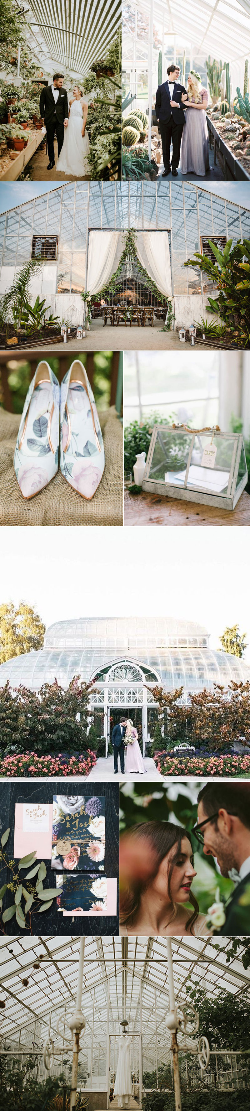 Wedding Ideas For Greenhouse Wedding