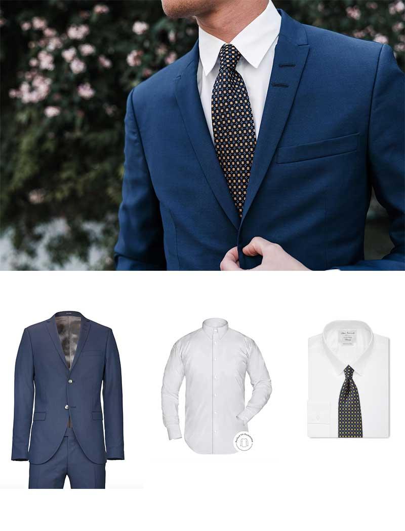 Modern Menswear Style