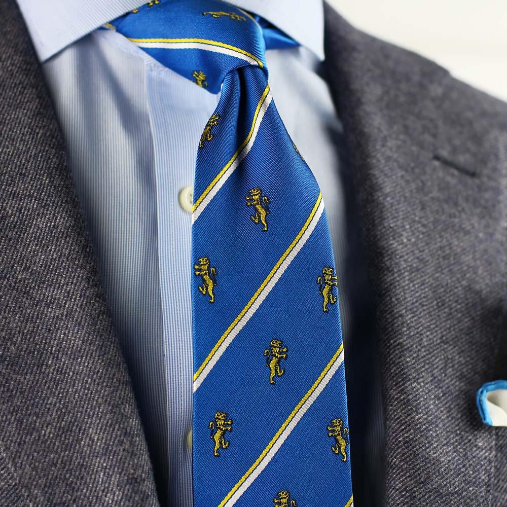 Alpha Epsilon Pi Men's Necktie Styled