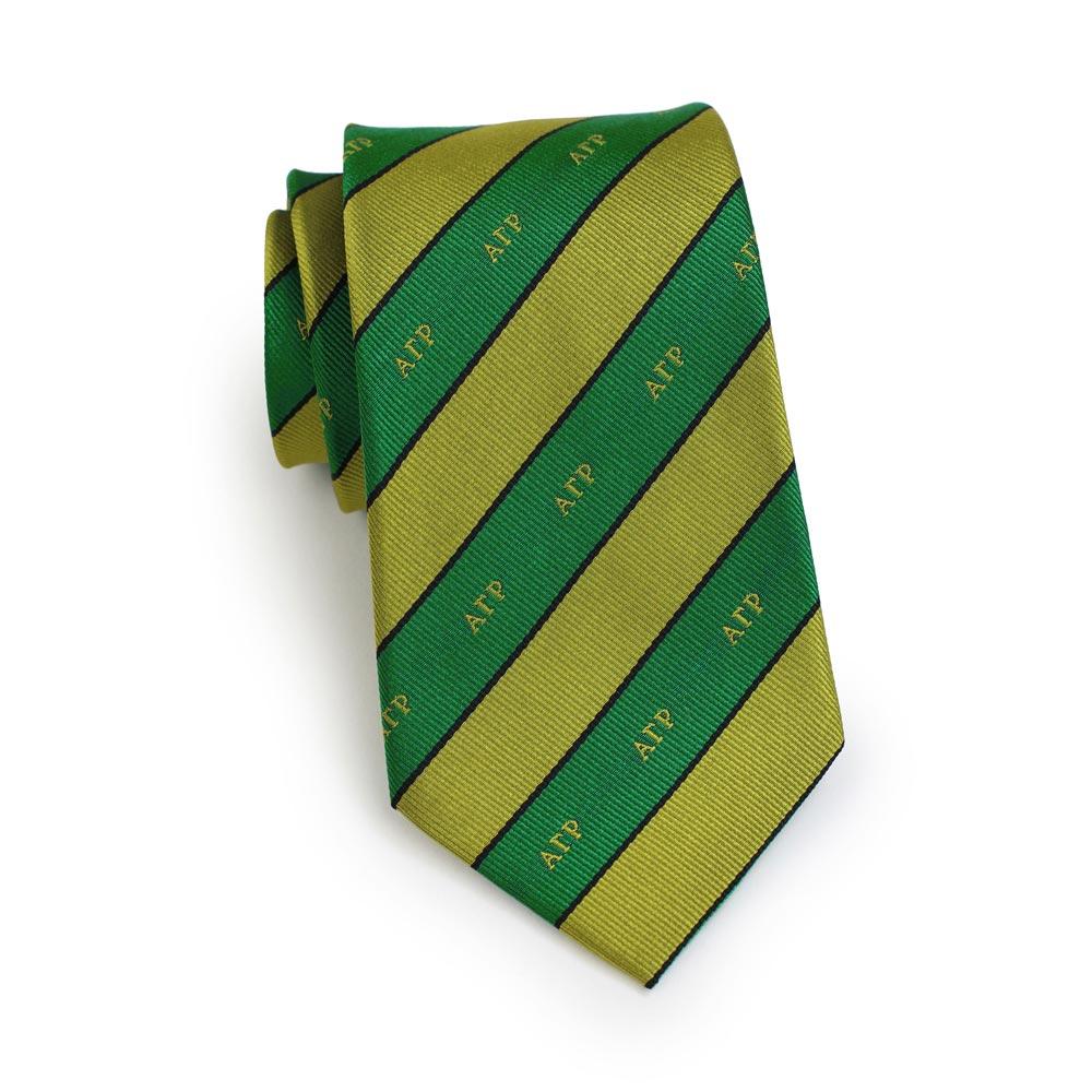 Alpha Gamma Rho Men's Necktie