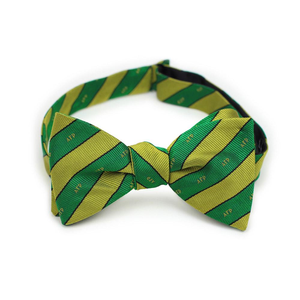 Alpha Gamma Rho Men's Bow Tie