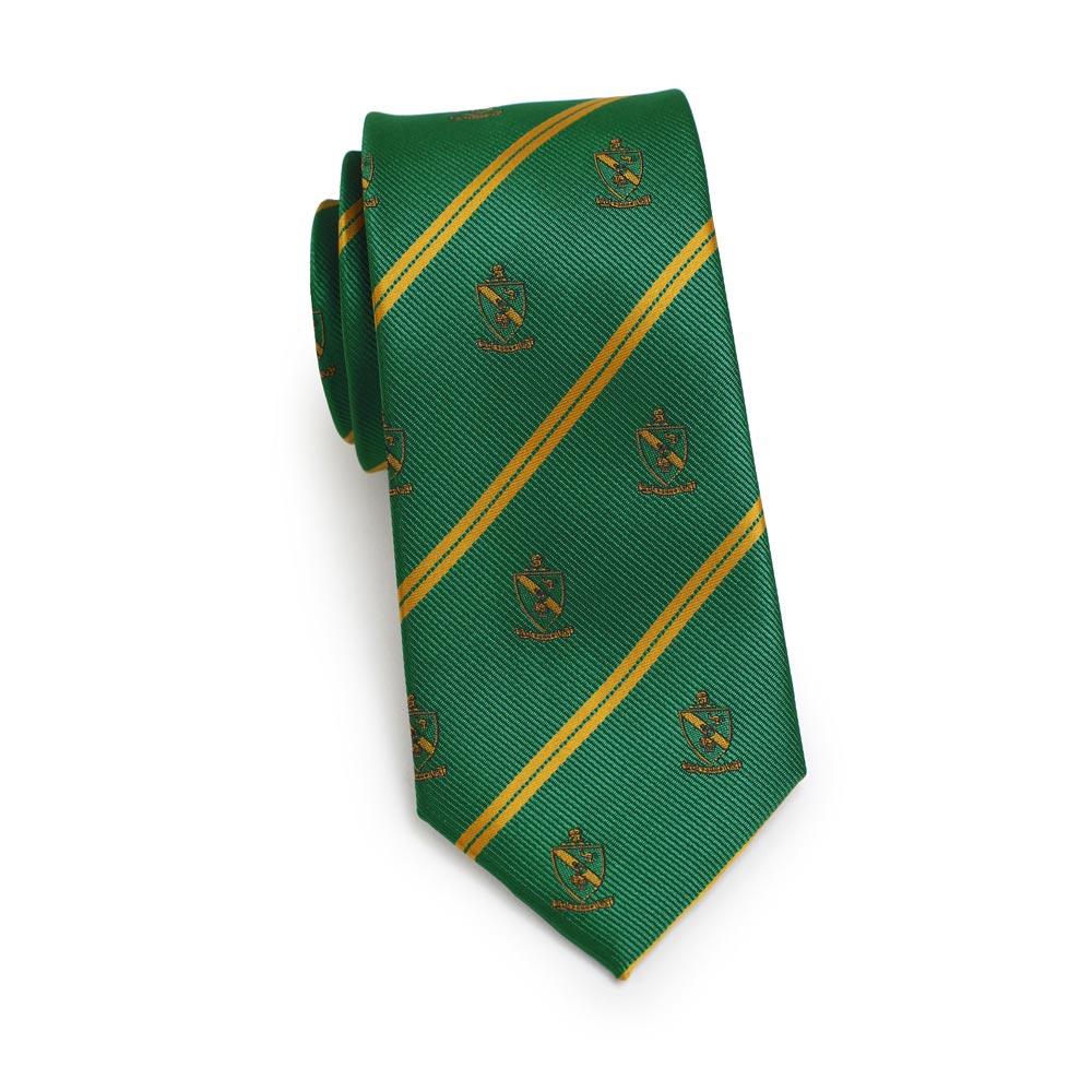 Alpha Gamma Rho Men's Skinny Necktie