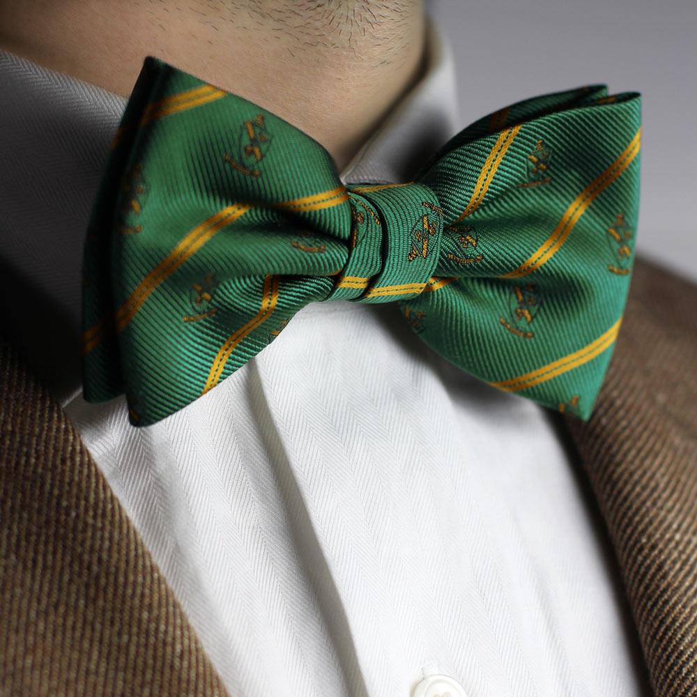 Alpha Gamma Rho Men's Bow Tie Pre-Tied Styled