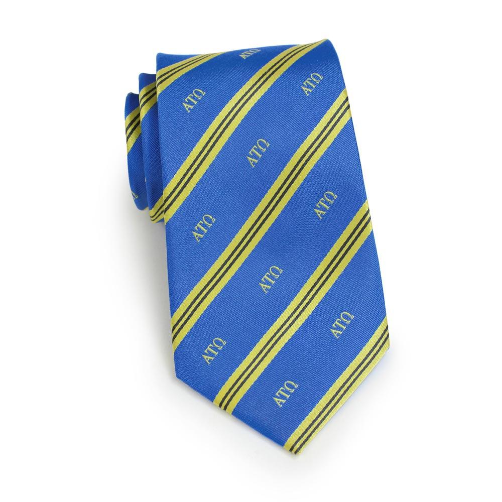 Alpha Tau Omega Men's Necktie