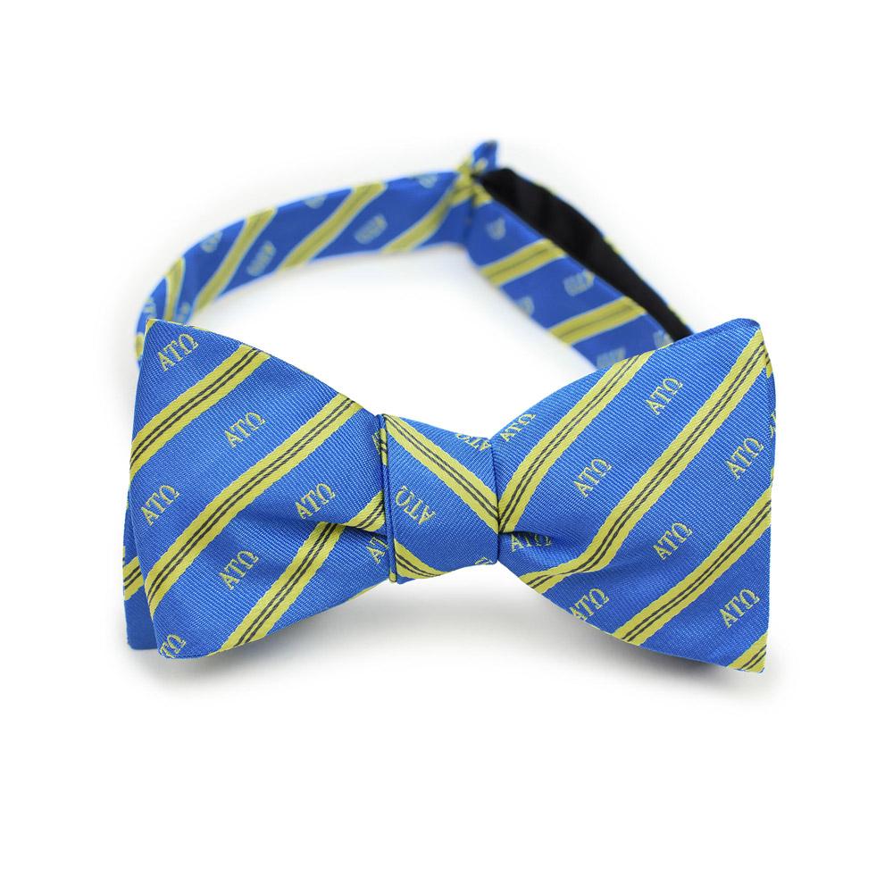 Alpha Tau Omega Men's Bow Tie