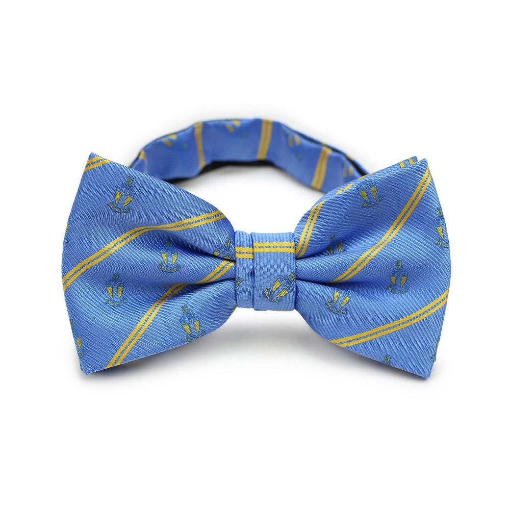 Alpha Tau Omega Men's Bow Tie Pre-Tied