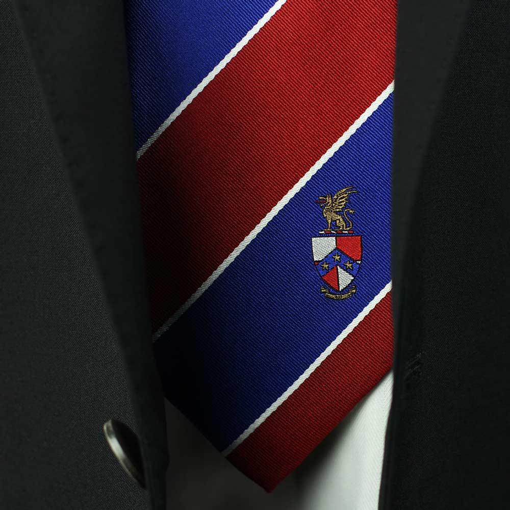 Beta Theta Pi Men's Necktie Styled