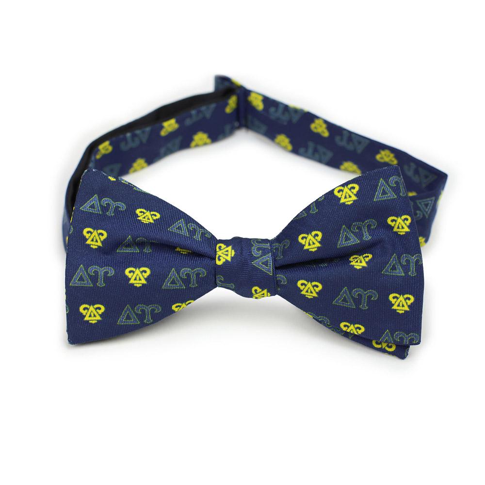 Delta Upsilon Men's Bow Tie