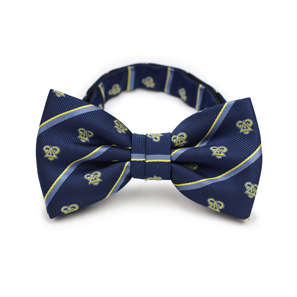 Delta Upsilon Men's Pre-Tied Bow Tie