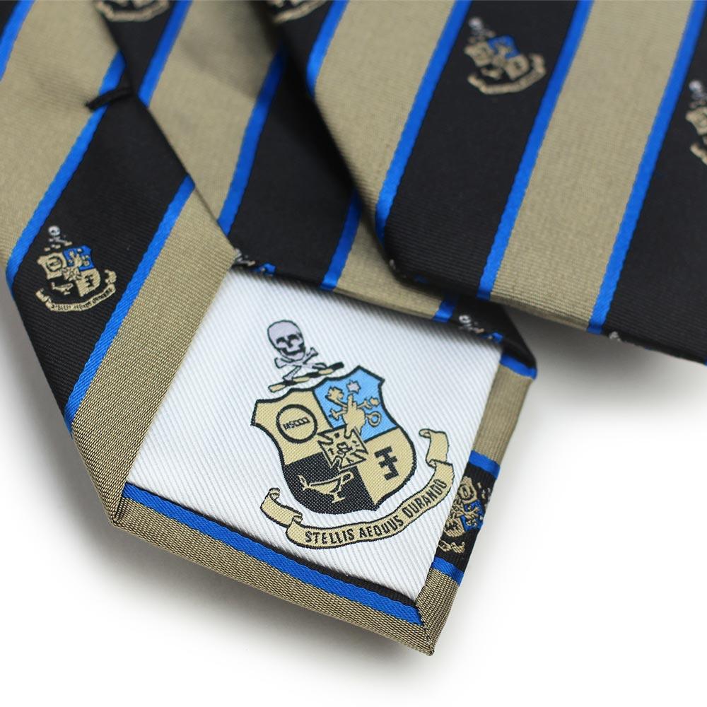 Phi Kappa Sigma Men's Necktie Back