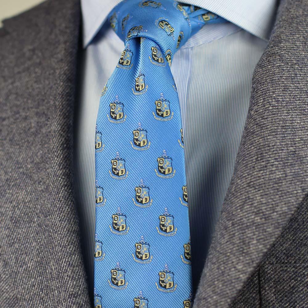 Phi Kappa Sigma Men's Necktie Styled