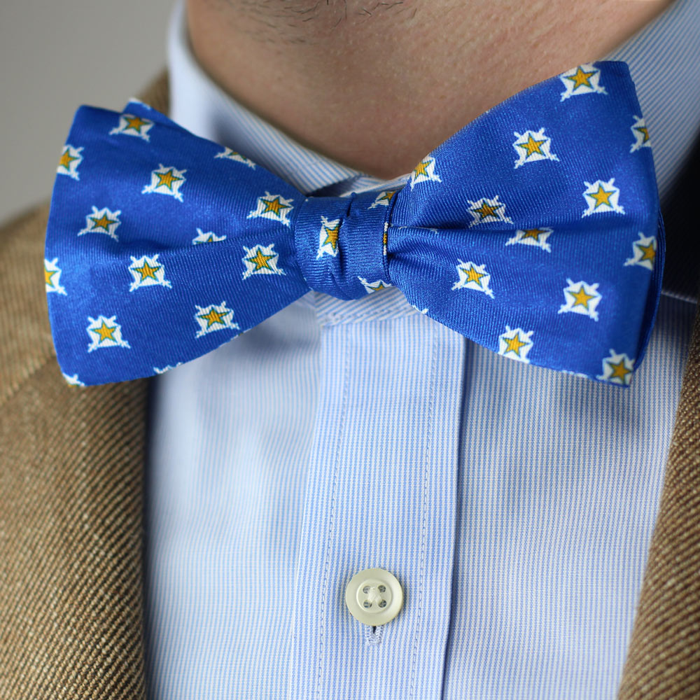 Pi Kappa Phi Men's Bow Tie Styled