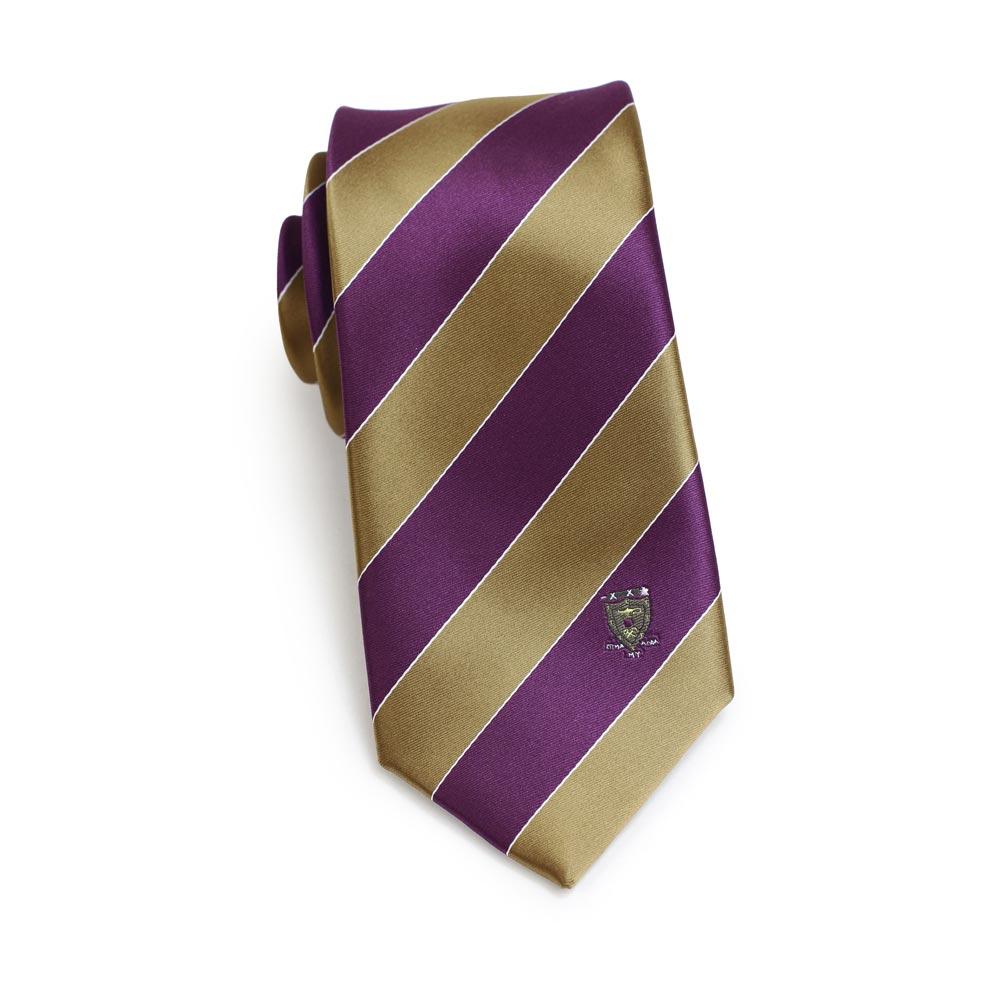 Sigma Alpha Mu Men's Skinny Necktie