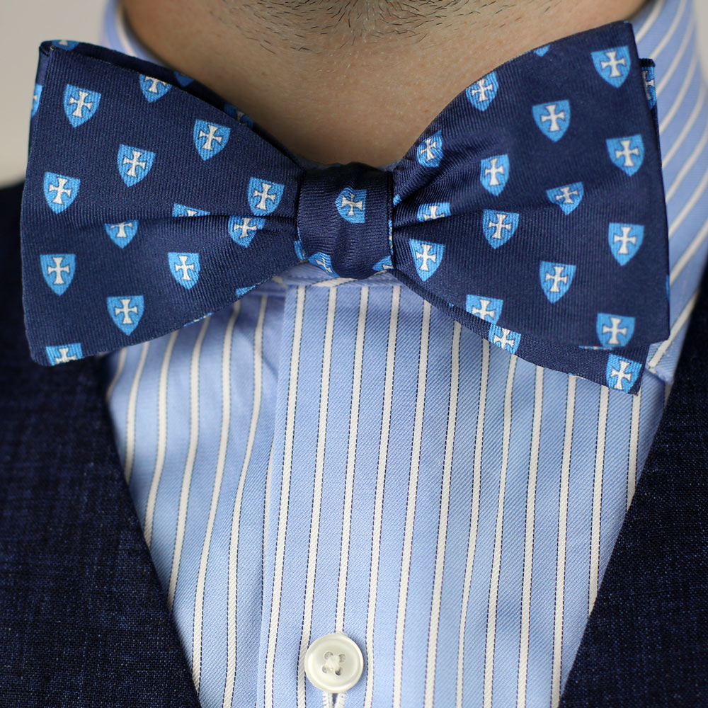 Sigma Chi Mu Men's Bow Tie Styled