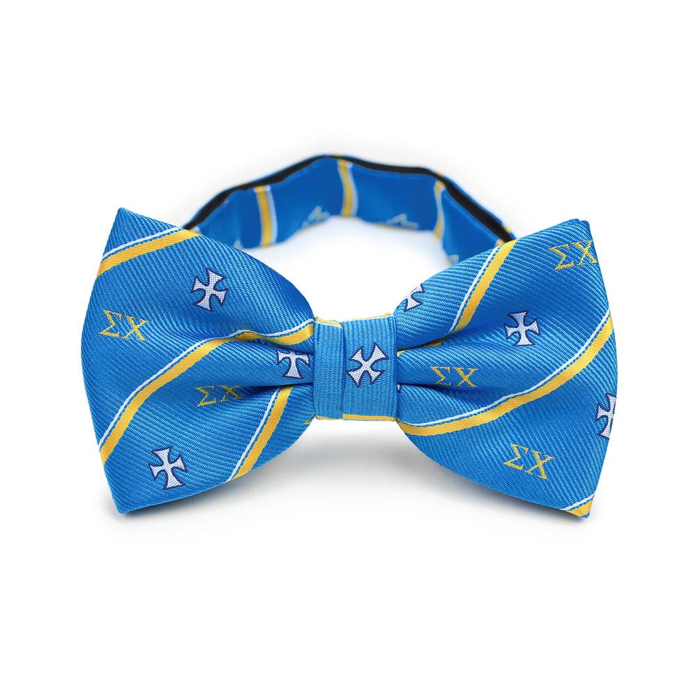 Sigma Chi Men's Pre-Tie Bow Tie
