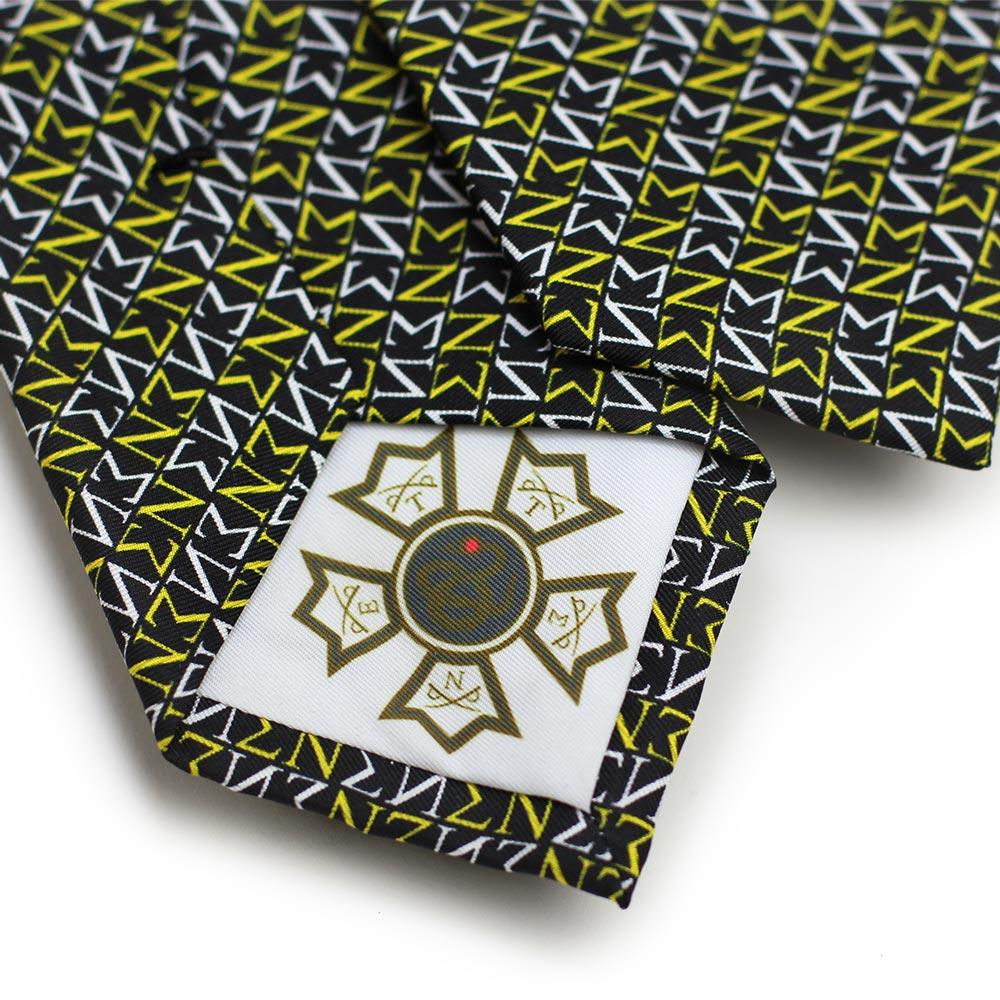 Sigma Nu Men's Necktie Back