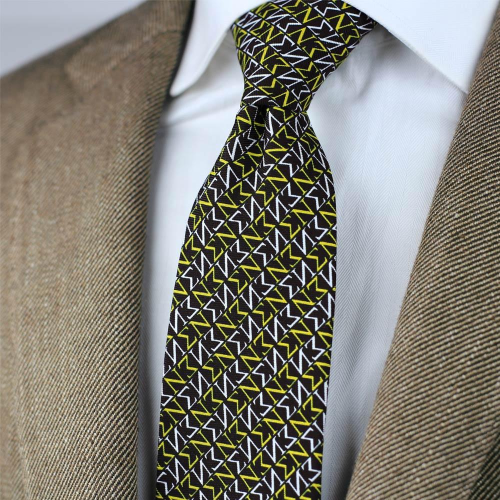 Sigma Nu Men's Necktie Styled