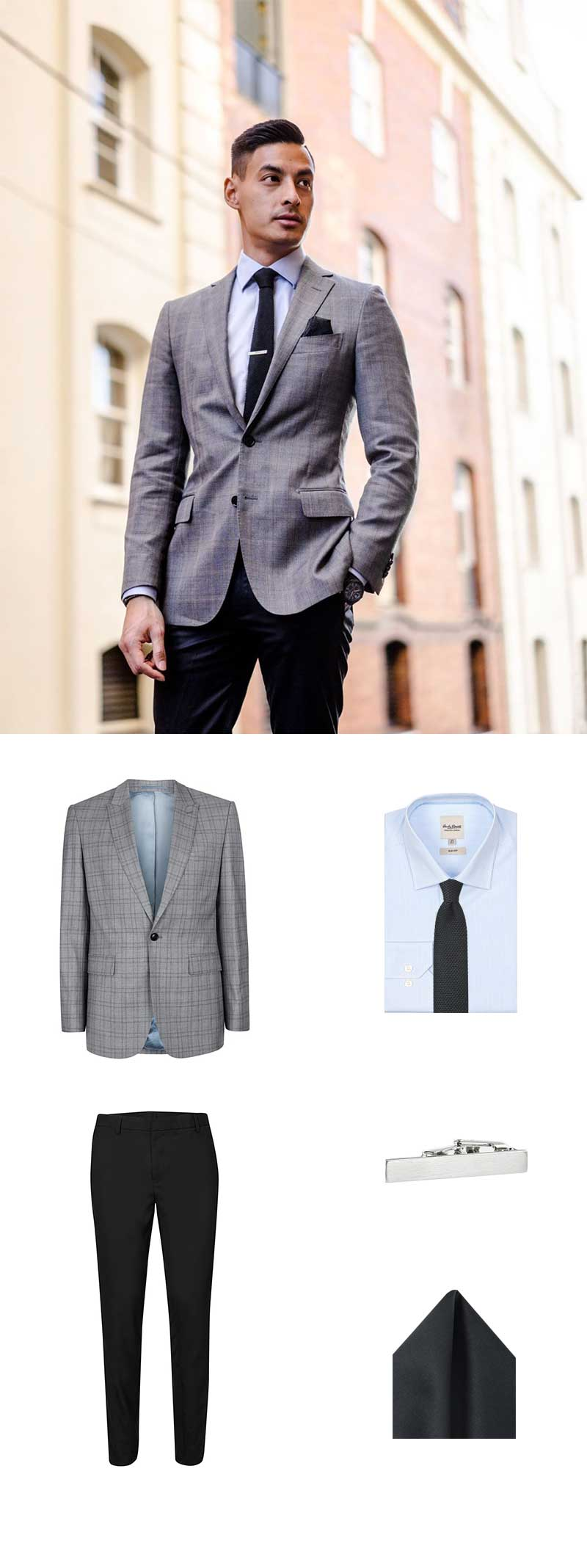 Best Men's Outfits For The Office