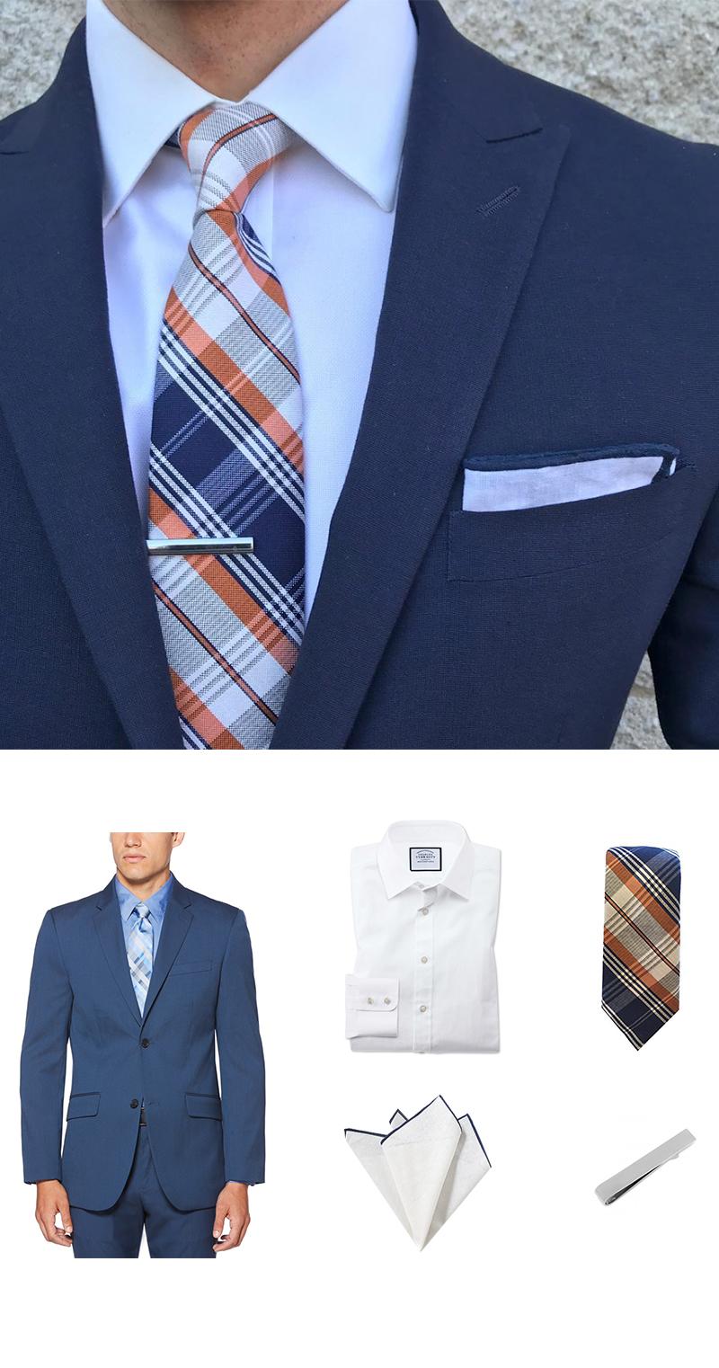 Plaid Trends In Menswear