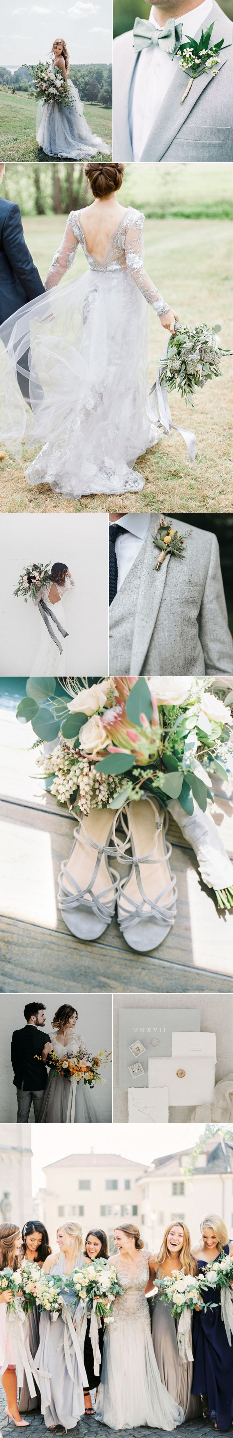 Light Gray Weddings