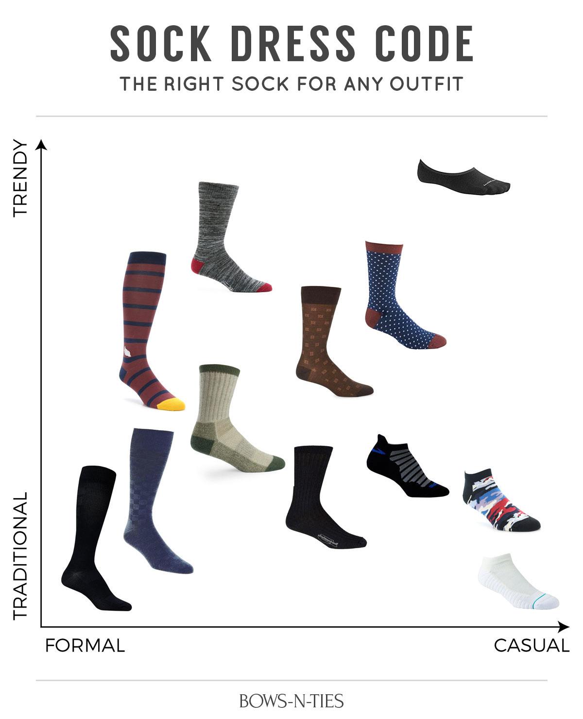 socks range