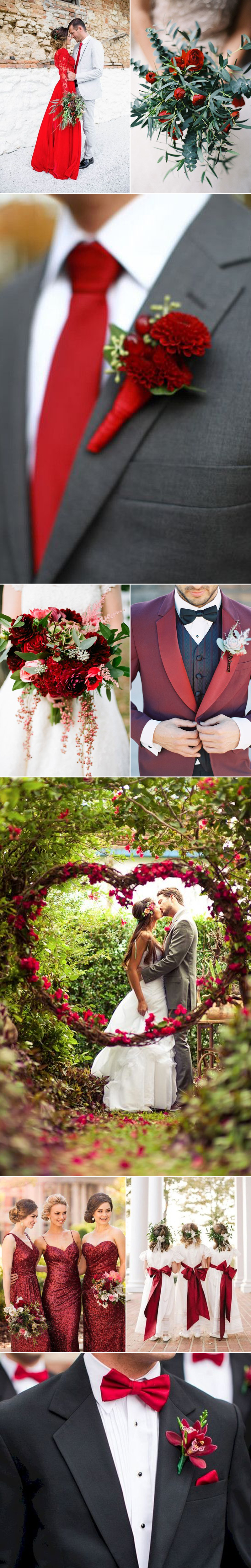Wedding Inspiration For Valentines