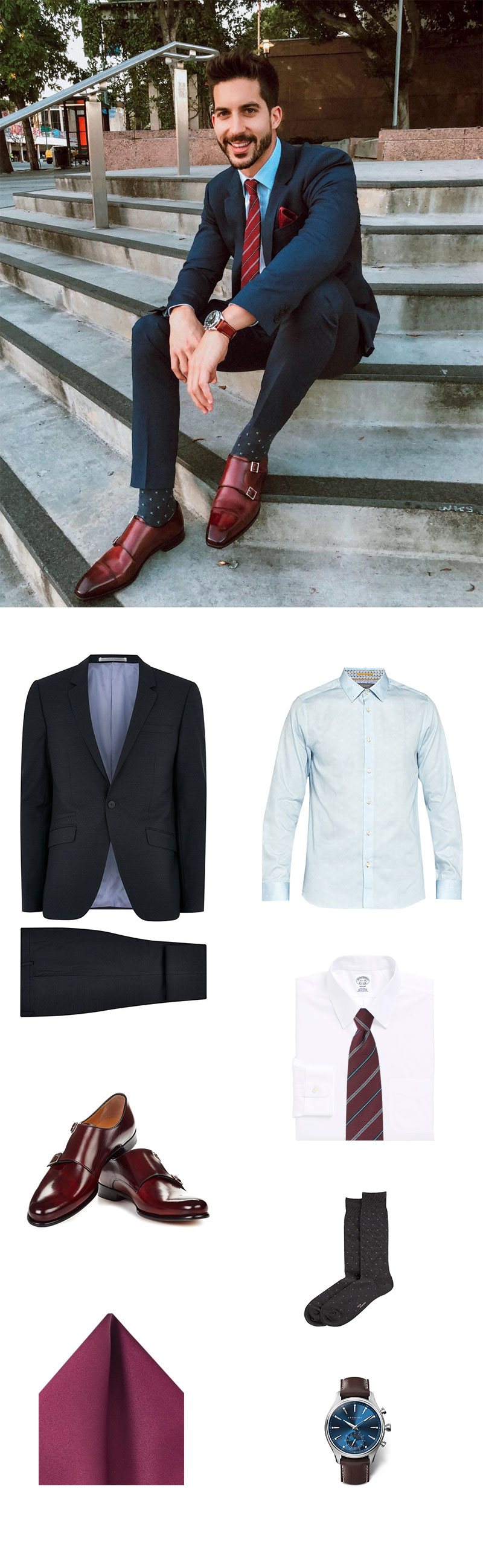 Modern Suiting And Accessories