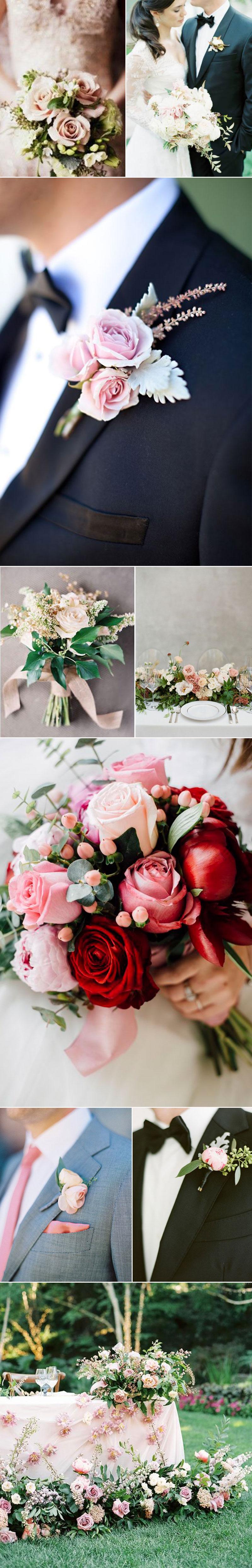 Weddings In Garden Pink