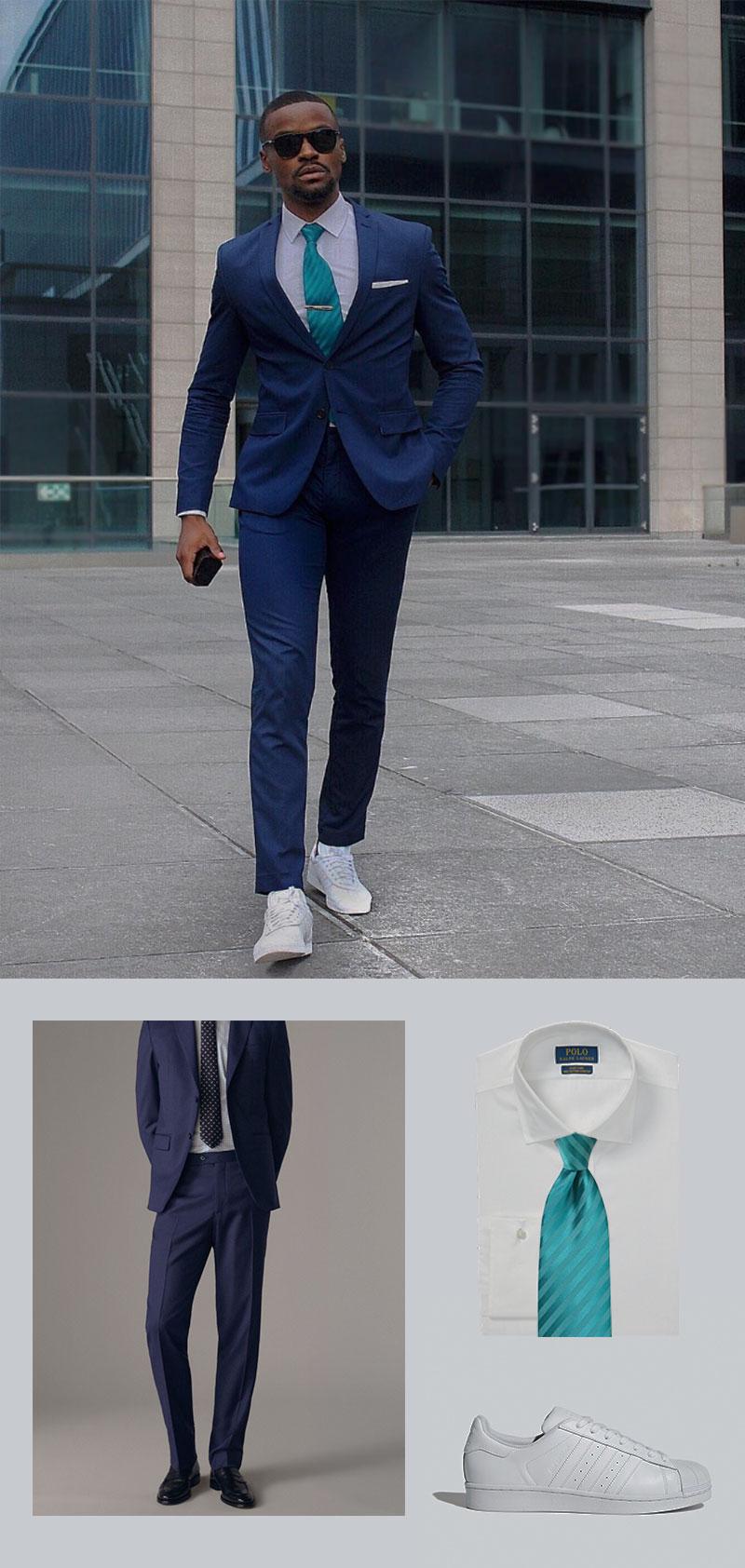 Modern Menswear Suiting