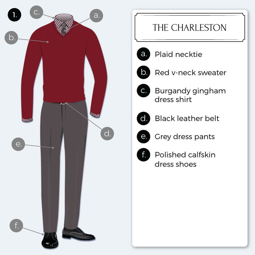 the charleston - What Is Business Casual Attire Business Casual Dress Code
