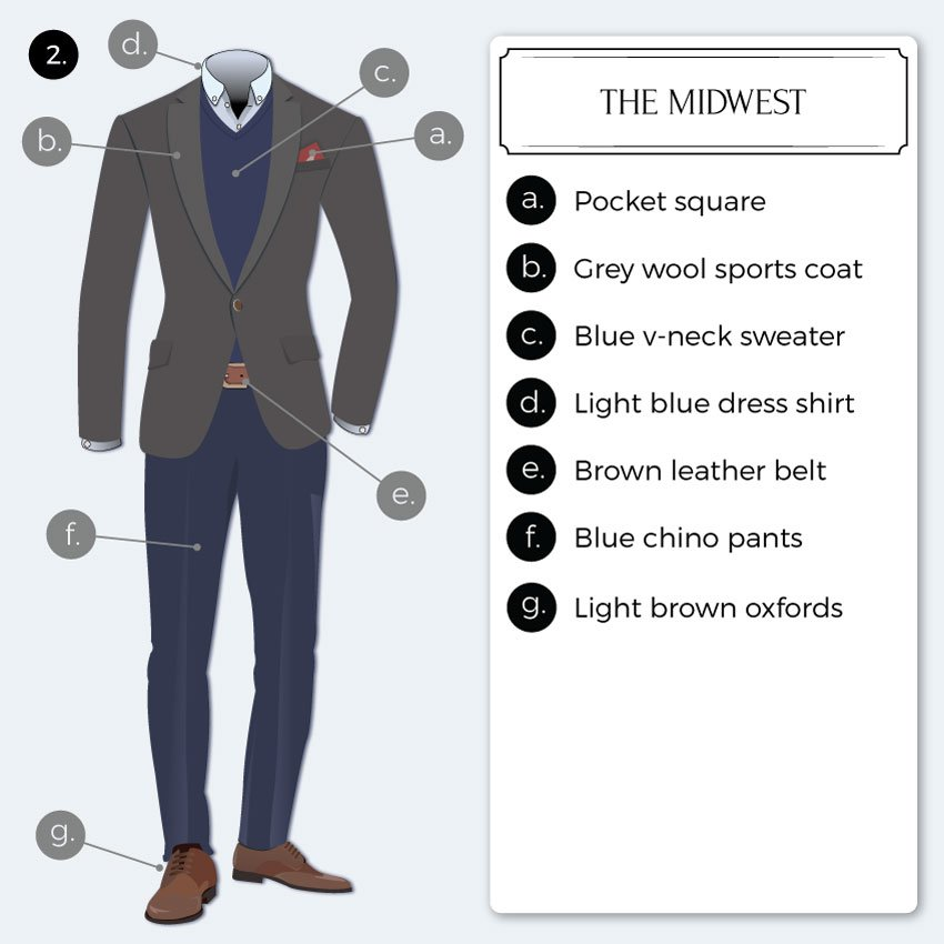 a4c2c28362 How to Dress for Business Casual Attire
