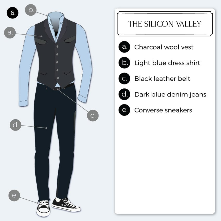 How To Dress For Business Casual Attire Bows N Ties Com