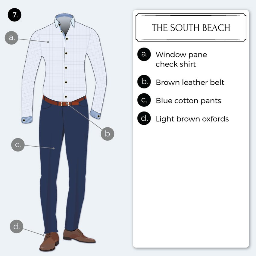 Mens business casual guide