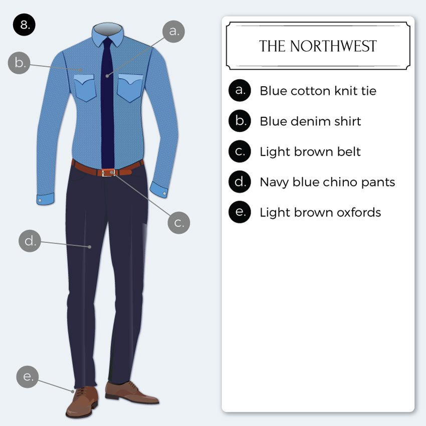 the north west - What Is Business Casual Attire Business Casual Dress Code