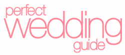 The perfect wedding guide Logo
